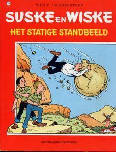 Suske En Wiske - 174 - Het Statige Standbeeld