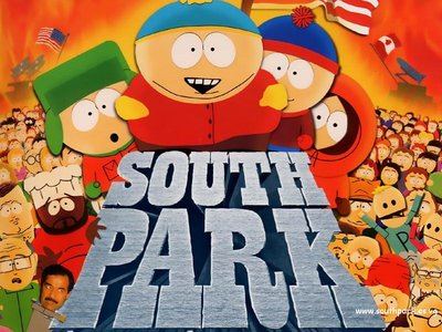 South Park S13E01 - The Ring
