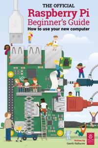 The Official Raspberry Pi - Beginner's Book Vol1, 2018