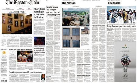 The Boston Globe – June 14, 2018