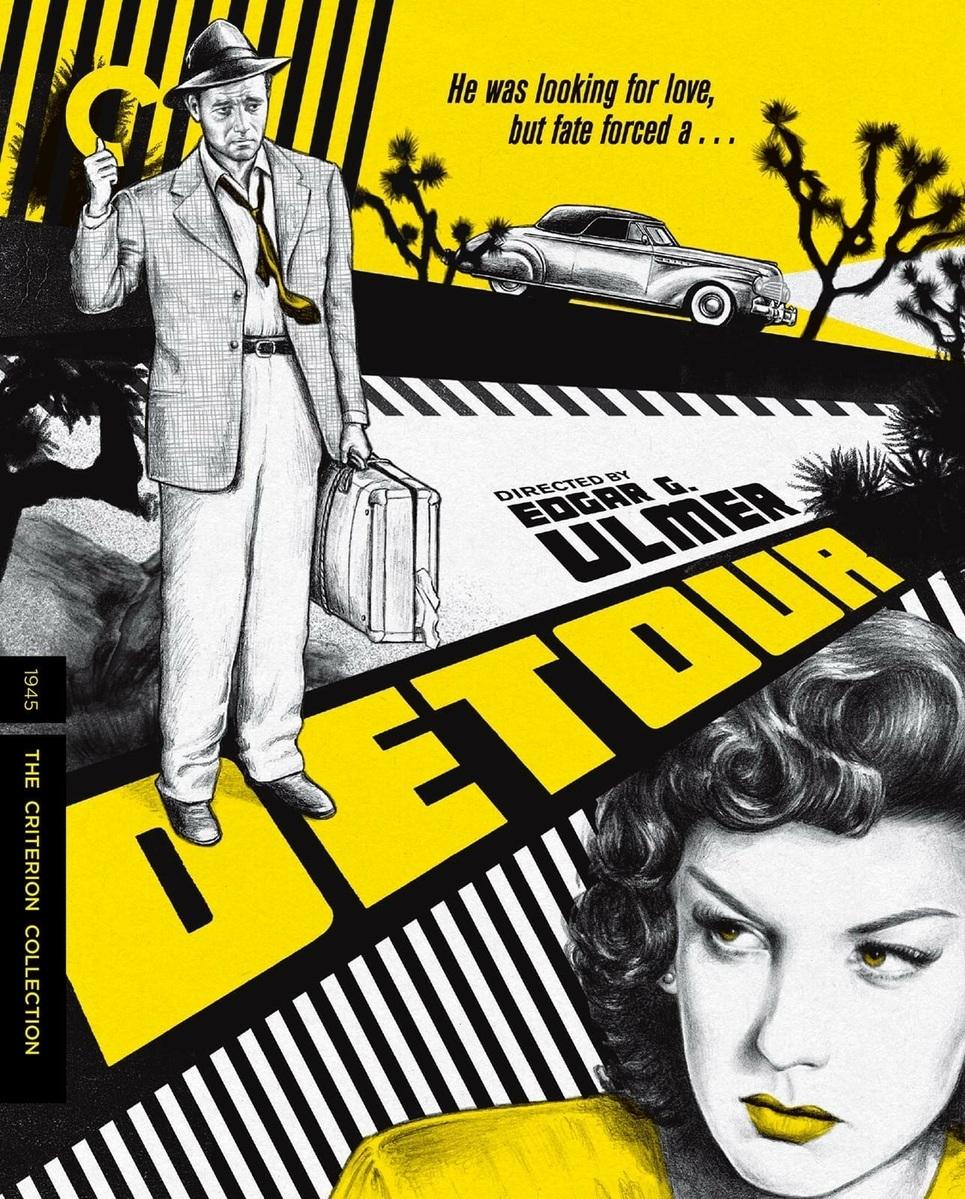 Detour (1945) [Criterion Collection]
