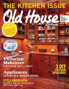 Old House Journal - April 2015