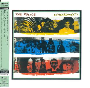 The Police - Synchronicity (1983) [Japanese Platinum SHM-CD]