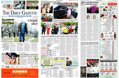 The Daily Gazette – May 19, 2019