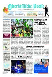 Oberhessische Presse Marburg/Ostkreis - 22. September 2018