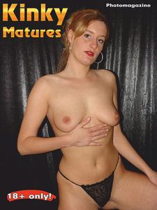 Kinky Matures Adult Photo Magazine - January 2020