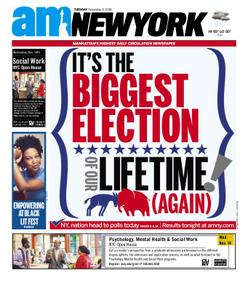 AM New York - November 06, 2018