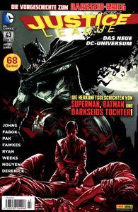 Justice League 43 Panini 2015 Drg