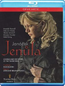 Ivor Bolton, Orchestra and Chorus of the Teatro Real - Janacek: Jenufa (2011) [Blu-Ray]