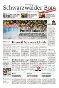 Schwarzwälder Bote Hechingen - 04. Februar 2019