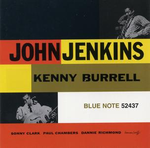 John Jenkins - John Jenkins With Kenny Burrell (1957) {Blue Note Connoisseur CD Series, SBM}