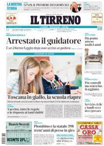 Il Tirreno Livorno - 5 Gennaio 2021