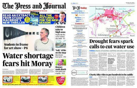 The Press and Journal Moray – June 16, 2018
