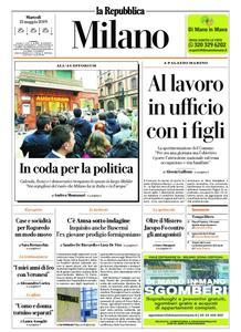 la Repubblica Milano – 21 maggio 2019