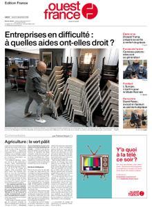 Ouest-France Édition France – 03 décembre 2020
