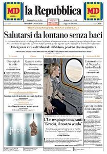 la Repubblica - 4 Marzo 2020