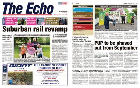Evening Echo – June 02, 2021
