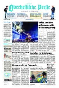 Oberhessische Presse Hinterland - 06. Februar 2018