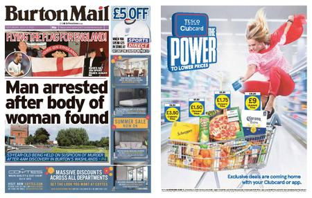Burton Mail – July 03, 2021