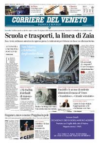 Corriere del Veneto Padova e Rovigo – 27 giugno 2020