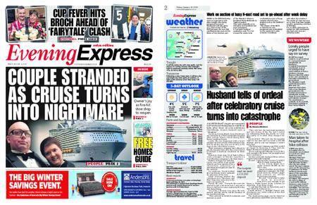 Evening Express – January 19, 2018