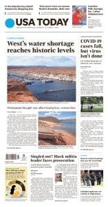 USA Today - 11 October 2021