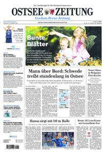 Ostsee Zeitung Wolgast - 17. Oktober 2018