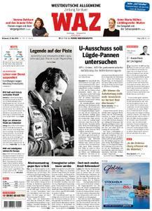 WAZ Westdeutsche Allgemeine Zeitung Buer - 22. Mai 2019