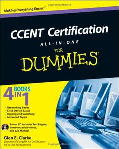 CCENT Certification All-In-One For Dummies (repost)