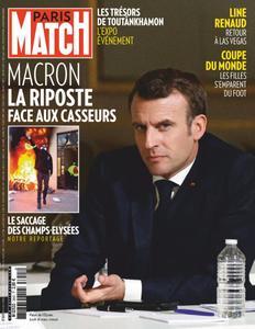 Paris Match - 21 mars 2019