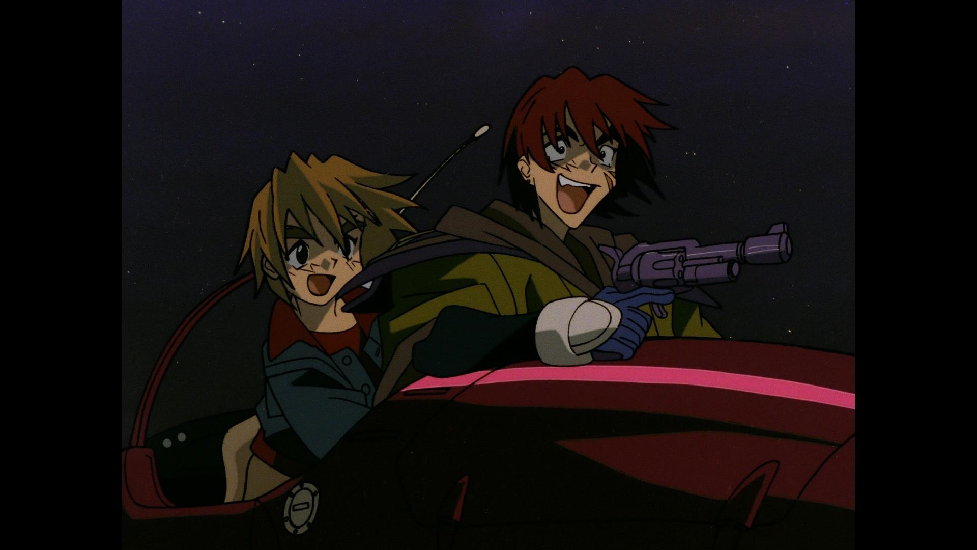 Seihou Bukyou Outlaw Star (1998)
