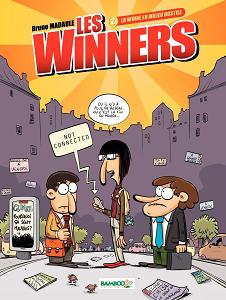 Les Winners - Tome 2 - La Winne en Milieu Hostile