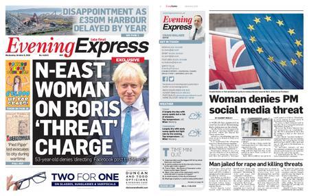 Evening Express – October 09, 2019