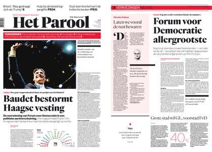 Het Parool – 21 maart 2019