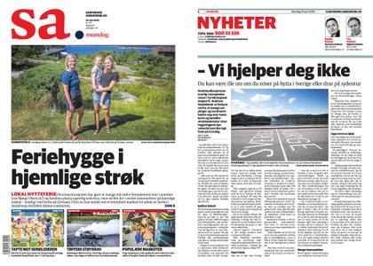 Sarpsborg Arbeiderblad – 29. juni 2020