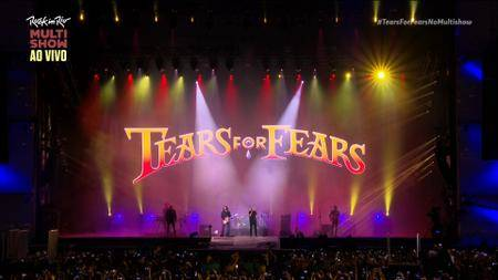 Tears for Fears - Rock in Rio (2017) [HDTV, 1080i]