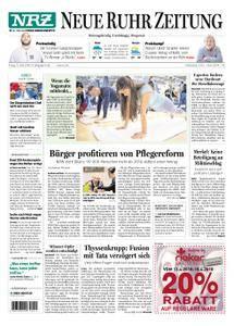 NRZ Neue Ruhr Zeitung Essen-Postausgabe - 13. April 2018