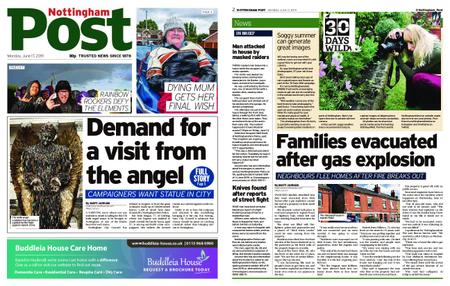 Nottingham Post – June 17, 2019