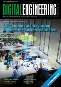 Digital Engineering - November 2019