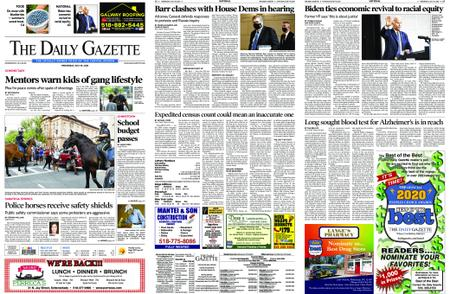 The Daily Gazette – July 29, 2020