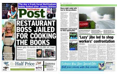 Nottingham Post – April 13, 2018