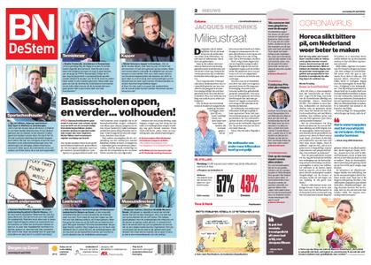 BN DeStem - Bergen op Zoom – 22 april 2020