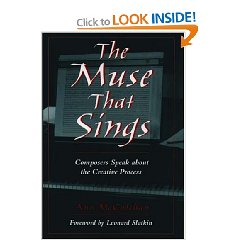 The Muse That Sings: Composers Speak about the Creative Process (Hardcover)