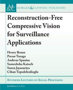 Reconstruction-Free Compressive Vision for Surveillance Applications