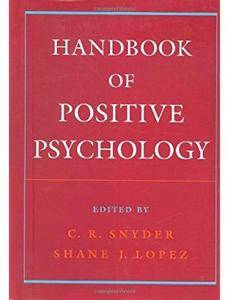Handbook of Positive Psychology [Repost]