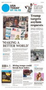USA Today - 16 July 2019