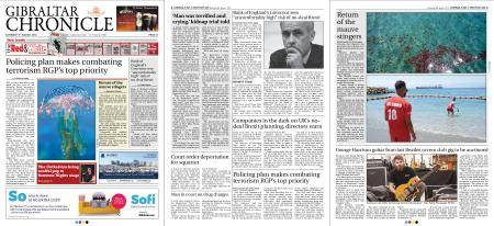 Gibraltar Chronicle – 04 August 2018
