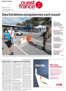 Ouest-France Édition France – 04 juin 2020