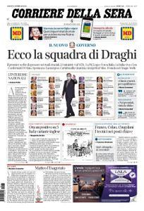 Corriere della Sera – 13 febbraio 2021