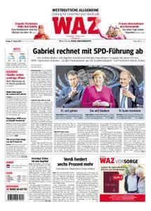 WAZ Westdeutsche Allgemeine Zeitung Oberhausen-Sterkrade - 09. Februar 2018